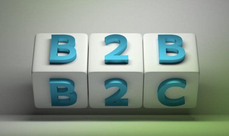 تفاوت های بازاریابی B2B و B2C