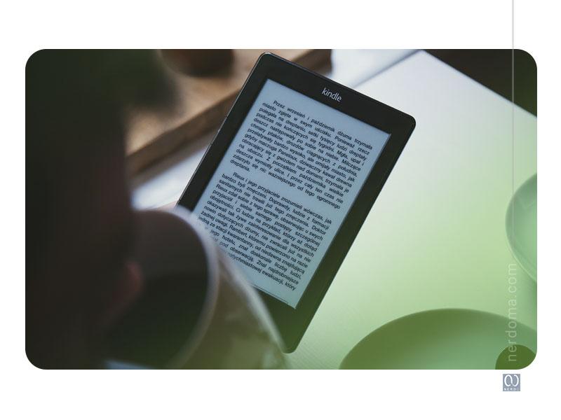 انواع محتوا: کتاب الکترونیکی