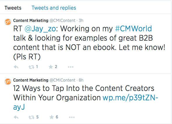 بازاریابی محتوا با شبکه های اجتماعی