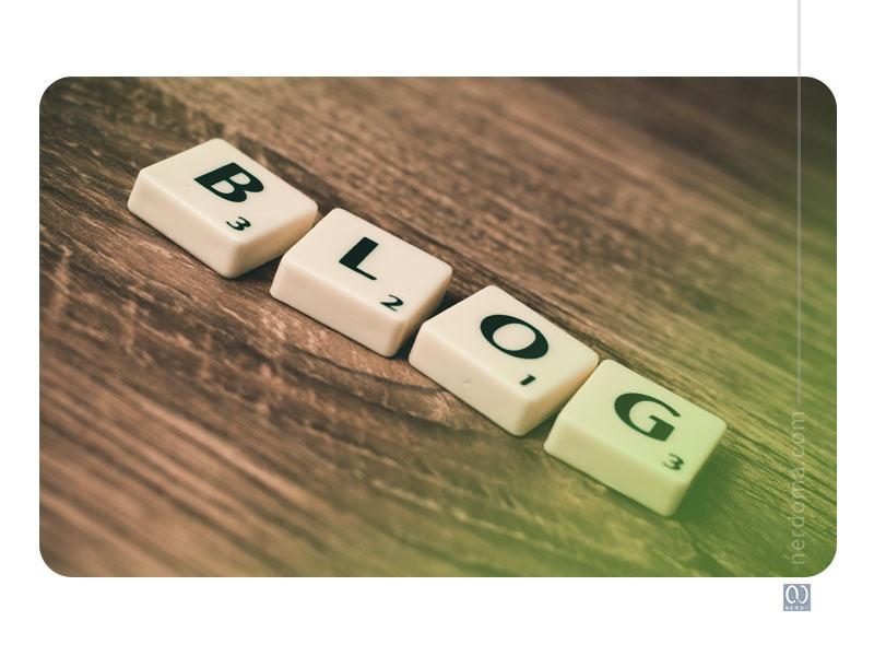 محتوای متنی و وبلاگ