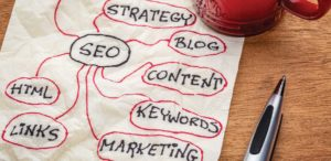 مبانی سئو برای موفقیت در بازاریابی محتوایی