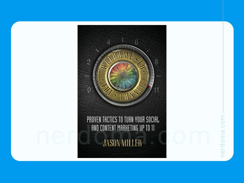 کتاب به قیف خوش آمدید نوشته جیسون میلر